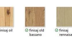 finisaje blat lemn stejar