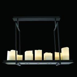 candelabru modern cu lumanari