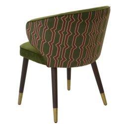scaun dining catifea